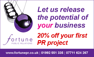 Fortune PR 20% off your first PR project