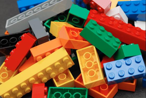 Wordpress website building blocks